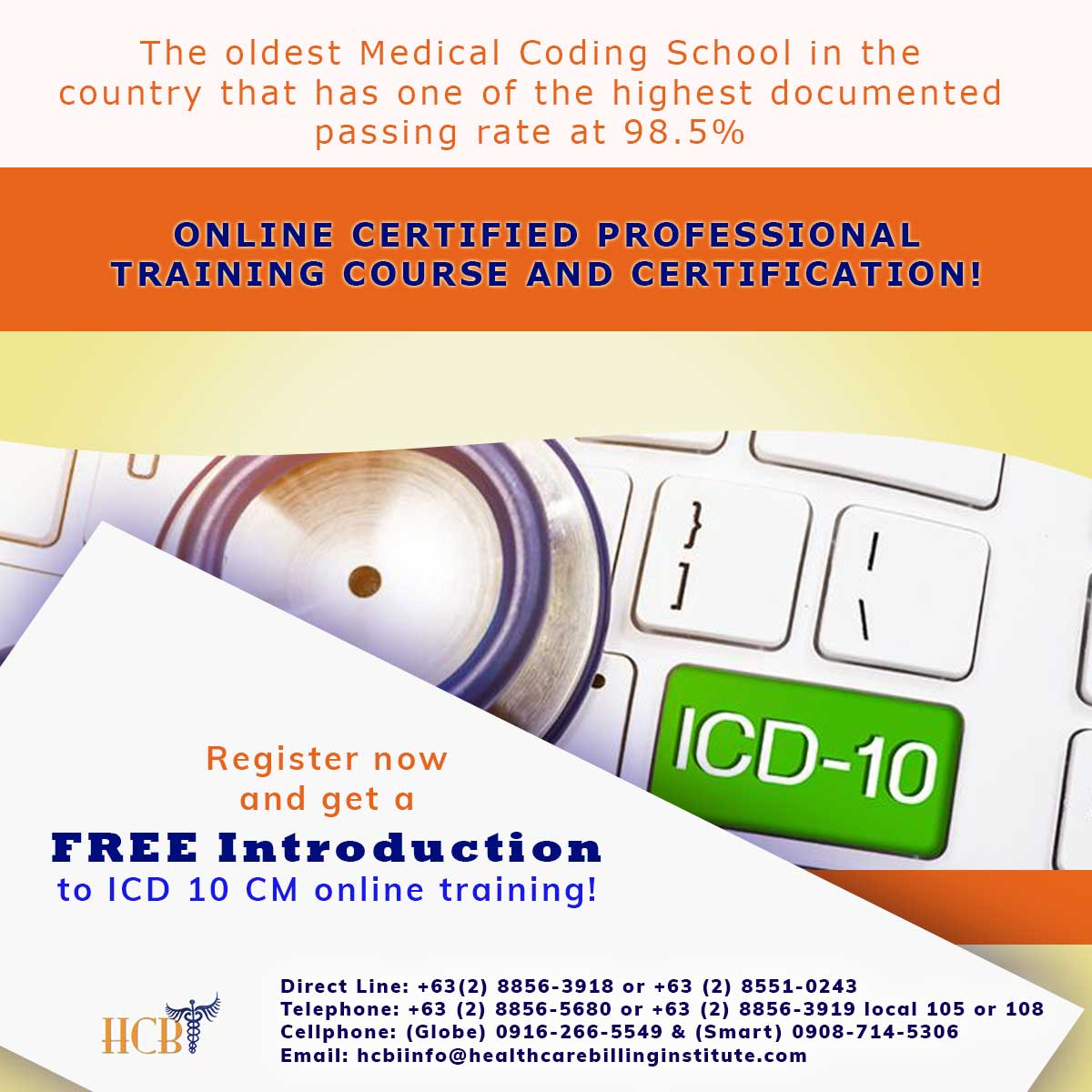O - Intro to ICD 10 CM, hcbi